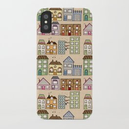 Houses iPhone Case