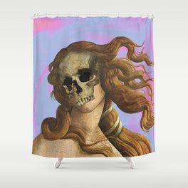 Death of Venus Shower Curtain