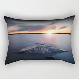 Glimpse of Paradise Rectangular Pillow