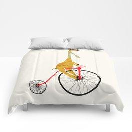 the high wheeler Comforters