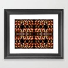 OR/WELL: Psyreactor  (QUAD) Framed Art Print