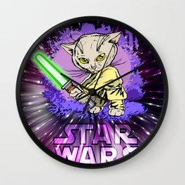 Master Yoda / Stars Wars Wall Clock