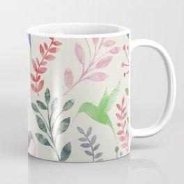 Floral & Birds II Coffee Mug