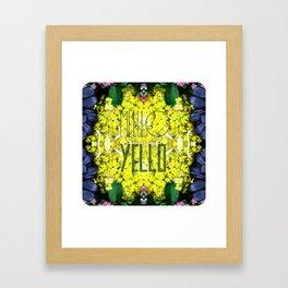 Mello Yello Framed Art Print