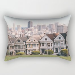 San Francisco Skyline Rectangular Pillow