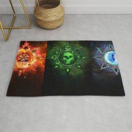 Chaos Icons - Banner Rug