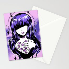 My Eyes - Color Stationery Cards