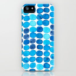 Turquoise Island iPhone Case