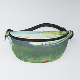 Trip to the Beach Fanny Pack