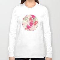 splatter Long Sleeve T-shirts featuring Splatter by C Designz