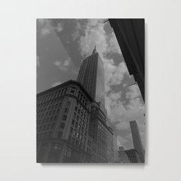 Empire State Metal Print