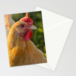 Happy Henrietta Hen Stationery Cards