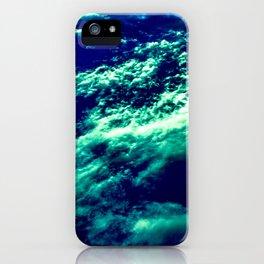 Eerie Waters Of The Bermuda Triangle iPhone Case