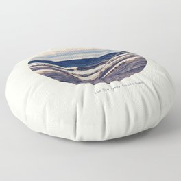 Gitche Gumee Floor Pillow