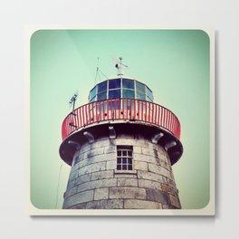 Lighthouse - Instagram Metal Print