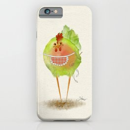 Hattie iPhone Case