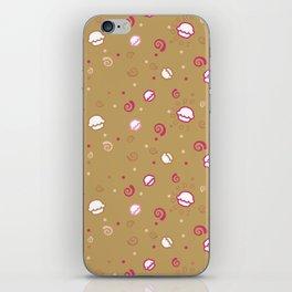 Cupcakes Chocolate iPhone Skin