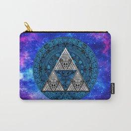 Zelda Triangle Nebula Carry-All Pouch