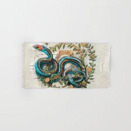 California serpent Hand & Bath Towel