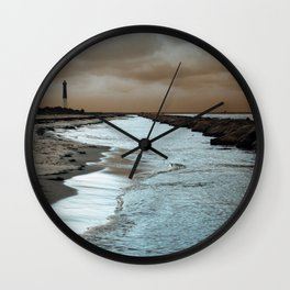 Barnegat Light 1 Wall Clock