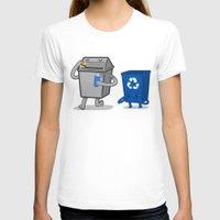 junk food T-shirts featuring Junk Food Diet by Jake Friedman