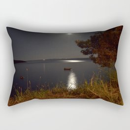Moonshine relax Rectangular Pillow