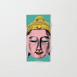 Pink Buddha Hand & Bath Towel