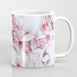 Delicate Floral 118 Coffee Mug