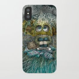 Rain All Day iPhone Case