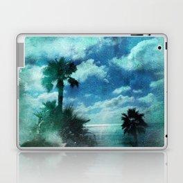 Beach Palms Laptop & iPad Skin