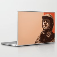 clueless Laptop & iPad Skins featuring S McQueen by Rich Lee