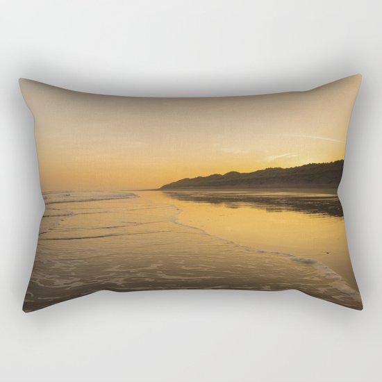 Golden Dawn Rectangular Pillow