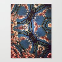 oriental Canvas Prints featuring Oriental by Shereen Yap