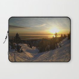 Mount Seymour Laptop Sleeve