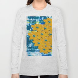 WATERWAYS FLORAL Long Sleeve T-shirt
