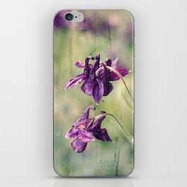 purple summer iPhone Skin
