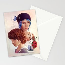 Life is Strange - fanart Stationery Cards