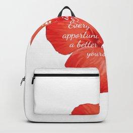 insperational art Backpack