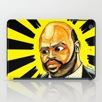 """fresh prince iPad Cases featuring Fresh Prince - """"The Ascension of James/Phil"""" by hawkeyesour"""