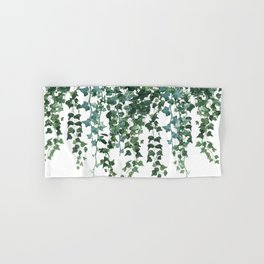 Ivy Vine Drop Hand & Bath Towel