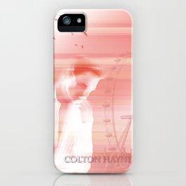 Colton Haynes - Actor iPhone Case