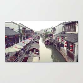 SUZHOU Canvas Print