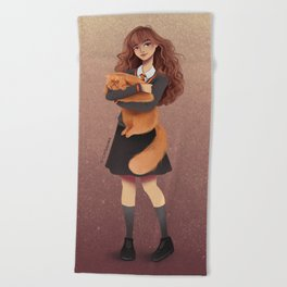 Hermione Beach Towel