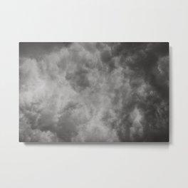 Midwest Storm II Metal Print