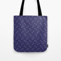 geo Tote Bags featuring GEO by Audule