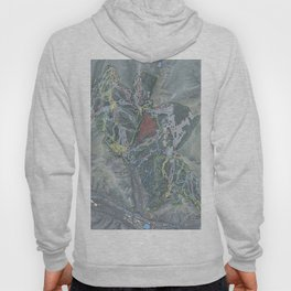 Beaver Creek Resort Trail Map Hoody