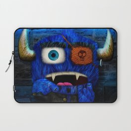 Monster Rock Show Laptop Sleeve