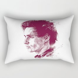 Eddie Redmayne Rectangular Pillow