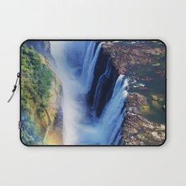 Mosi-oa-Tunya: Rainbow Laptop Sleeve