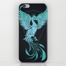Phoenix - Slate iPhone Skin